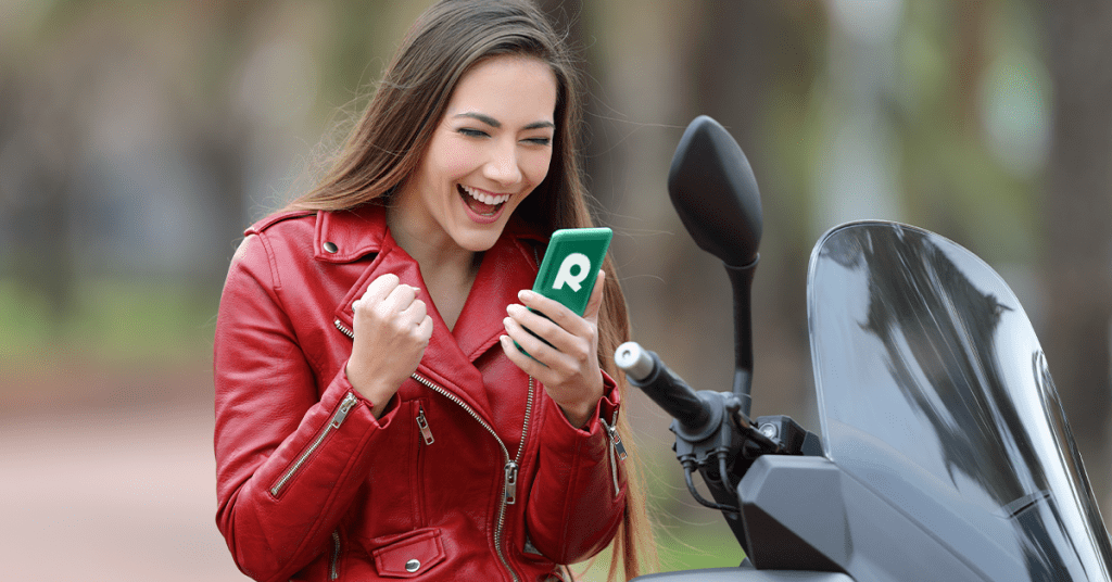 woman-calling-motorcycle-towing-services